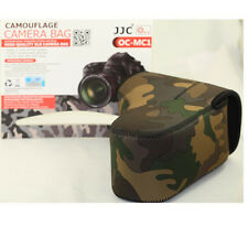 Camouflage camera bag JJC OC-MC1 For canon T5I T4I T3I 7D 60D 6D 5DIII Army Styl