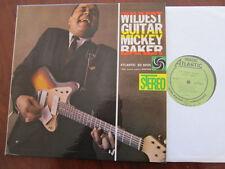 MICKEY BAKER Wildest Guitar Lp Stereo original Green label