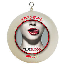 Personalized True Blood Christmas Ornament Add Name