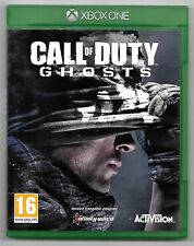 CALL OF DUTY GHOSTS / Jeu XBOX ONE / TBE