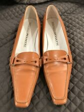 Fratelli Rossetti  Loafer Flats Size 37.5 Excellent Condition Great Color