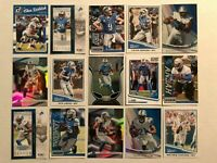 Lot of 25 DETROIT LIONS Cards! Stafford, Sanders, Amendola, Johnson, Davis, RC!