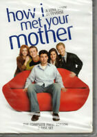 How I Met Your Mother - Season 1 DVD 3-Disc Set NEW Sealed
