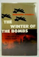 THE WINTER OF THE BOMBS: The Story of the Blitz of London C.Fitzgibbon 1958 1st