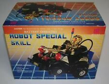Robot Special Skill Car Battery Operated Multi Action NIB
