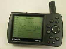 Garmin GPSMAP 196 Satnav ---- Not fully TESTED.