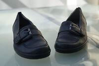 GABOR Sport Damen Schuhe Pumps Absatz Gr.3,5 / 36 schwarz weiches Leder TOP