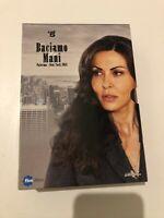 BACIAMO LE MANI PALERMO-NEW YORK 1958 1^STAGIONE COFANETTO 3 DVD SIGILLATO NUOVO