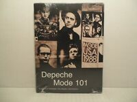 Depeche Mode: 101 (2 Discs) DVD Set NEW OOP USA Dolby 5.1 SEALED!!