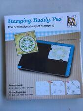 Stamping Buddy Pro Stempelhilfe mit Magneten Stempelblock Nellie Snellen