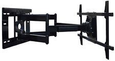 """32"""" extension Long Arm Wall Mount for Samsung LG LED TV 65""""75""""80""""82"""" Used"""