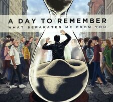 A Day to Remember, D - What Separates Me from You [New CD]