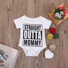 Romper Kids Infant Baby Boy Girl Newborn  Jumpsuit Bodysuit Clothes Outfit Stock