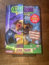 WowWee Grimlings - Pug Junk Yard - Interactive Animal Toy Fingerlings