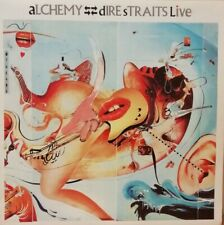 DIRE STRAITS Alchemy Live VERTIGO Inners 1984 UK 1st Press Orig 2LP EX VINYL