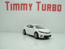 MAJORETTE TOYOTA COROLLA ALTIS PEARL WHITE 75 MM LONG 22