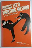 Bruce Lee's Fighting Method Self-Defense Techniques Illustrated Posthumous 1976