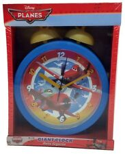 DISNEY AEREI GIGANTE COMODINO BELL CAMERA DA LETTO OROLOGIO- SOPRA THE WORLD OF