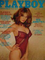 Playboy April 1981 | Lorraine Michaels Rita Jenrette       #1533+