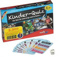Kinder-Quiz - Für Kinder ab 6 Jahren