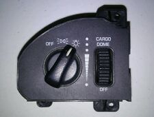 USED Headlight Switch-Removed from 2001 Dodge Ram Truck 1500 Cargo Dome