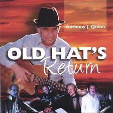 Anthony J. Quinn-Old Hat's Return CD