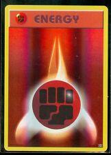 Pokemon FIGHTING ENERGY 96/108 - XY Evolutions - Rev Holo - MINT