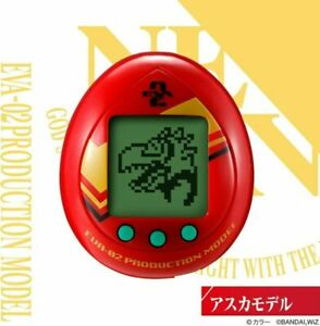 BANDAI Tamagotchi x Evangelion Evatchi EVA-02 Production model Asuka model JP