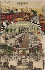 Zucca's Restaurant Bar and Grill in New York City Postcard