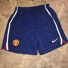 Manchester United 2008/09 Away Football Shorts 8/10 Year Old