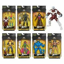 Figurines de héros de BD marvel legends avec x men