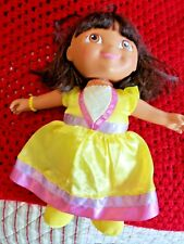 Dora the Explorer Soft Body 12 in. Talking Doll by Fisher Price 2009 Fairtale Ad