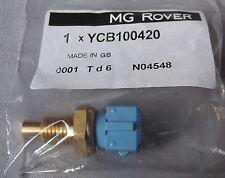 Mg Rover 200 400 100 Metro temperatura del agua interruptor 825 YCB10004EVA Sensor De Temperatura