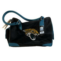 Jacksonville Jaguars NFL - Deluxe Purse / Hand Bag - Women's Bag New With Tag