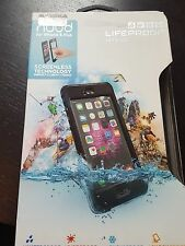 Authentic LifeProof Nuud Series WaterProof Case for iPhone 6 Plus (5'5'') COLORS