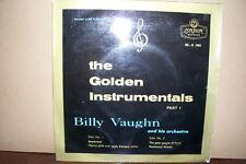 BILLY VAUGHN,  THE GOLDEN INSTRUMENTALS,  LONDON RECORDS 1957