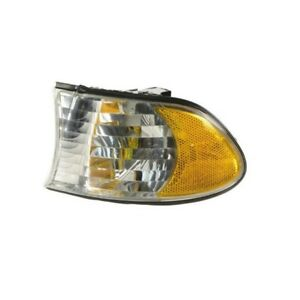 For BMW 740i 740iL 750iL 1998-2001 Turn Signal Light with White Lens 63136905321
