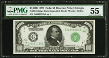 1928 $1,000 One THOUSAND Dollar Bill CHICAGO Fr. 2210-Gdgs FRN UNIQUE!