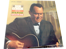 Don Gibson With Spanish Guitars LSP-3594 Vintage Vinyl Record LP 1966
