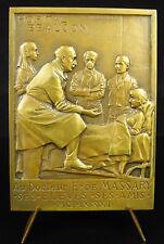 Médaille Ernest DE MASSARY 1931 belle épreuve hôpital Beaujon medic medal