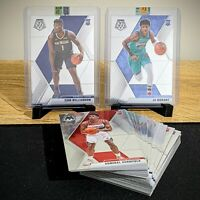 2019-20 Mosaic Base Rookies feat Zion Williamson and Ja Morant (37 LOT) *READ*