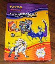 Pokemon Trading Card Game Togedemuru mini collection kit NIB RARE