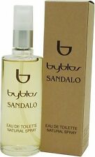 Byblos Sandalo By Byblos For Women Eau De Toilette Spray 4.0 Oz New in Box