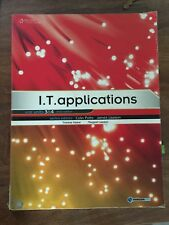 Nelson I.T Applications VCE Units 3 & 4 Textbook Information Tech Colin Potts