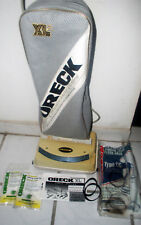 Oreck 40th Anniversary Edition Upright Vacuum Model # XL3600HH Bags PICK-UP ONLY