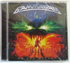 GAMMA RAY - TO THE METAL - CD Sigillato