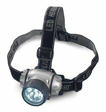 9 LED HEAD LAMP with Batteries