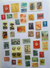 SURINAME mint hinged & used stamps - 1 photo.