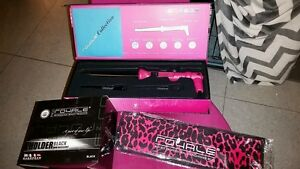 Pro Royale professional curling wand (hot pink) REDUCED PRICE!