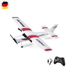 RC ferngesteuertes Flugzeug Cessna 182,Modell-Flieger mit Akku und USB-Ladekabel